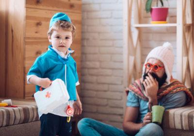 Curs de Primers Auxilis Pediàtrics