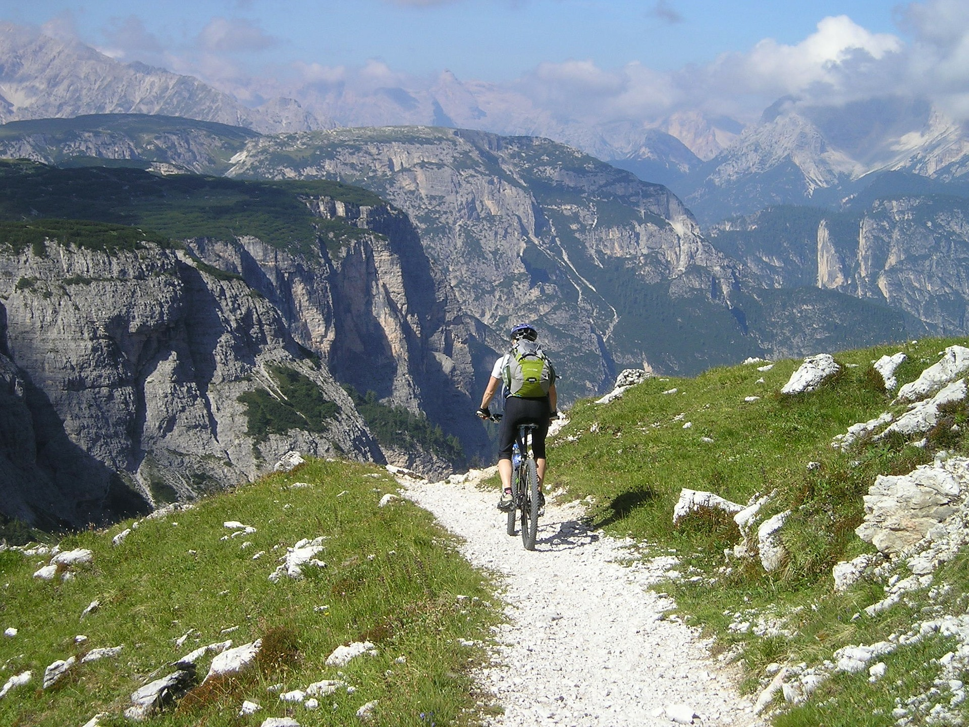 CP de Guia per Itineraris amb Bicicleta de Muntanya