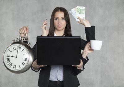 Curs de gestió del temps