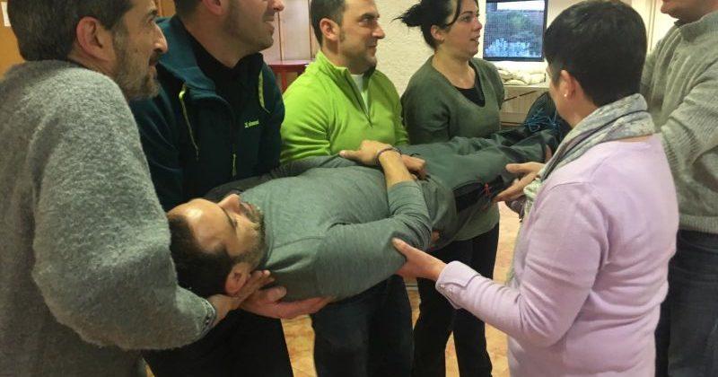 L'escola Dinàmics forma 80 entrenadors i monitors de Llinars del Vallès en Primers Auxilis