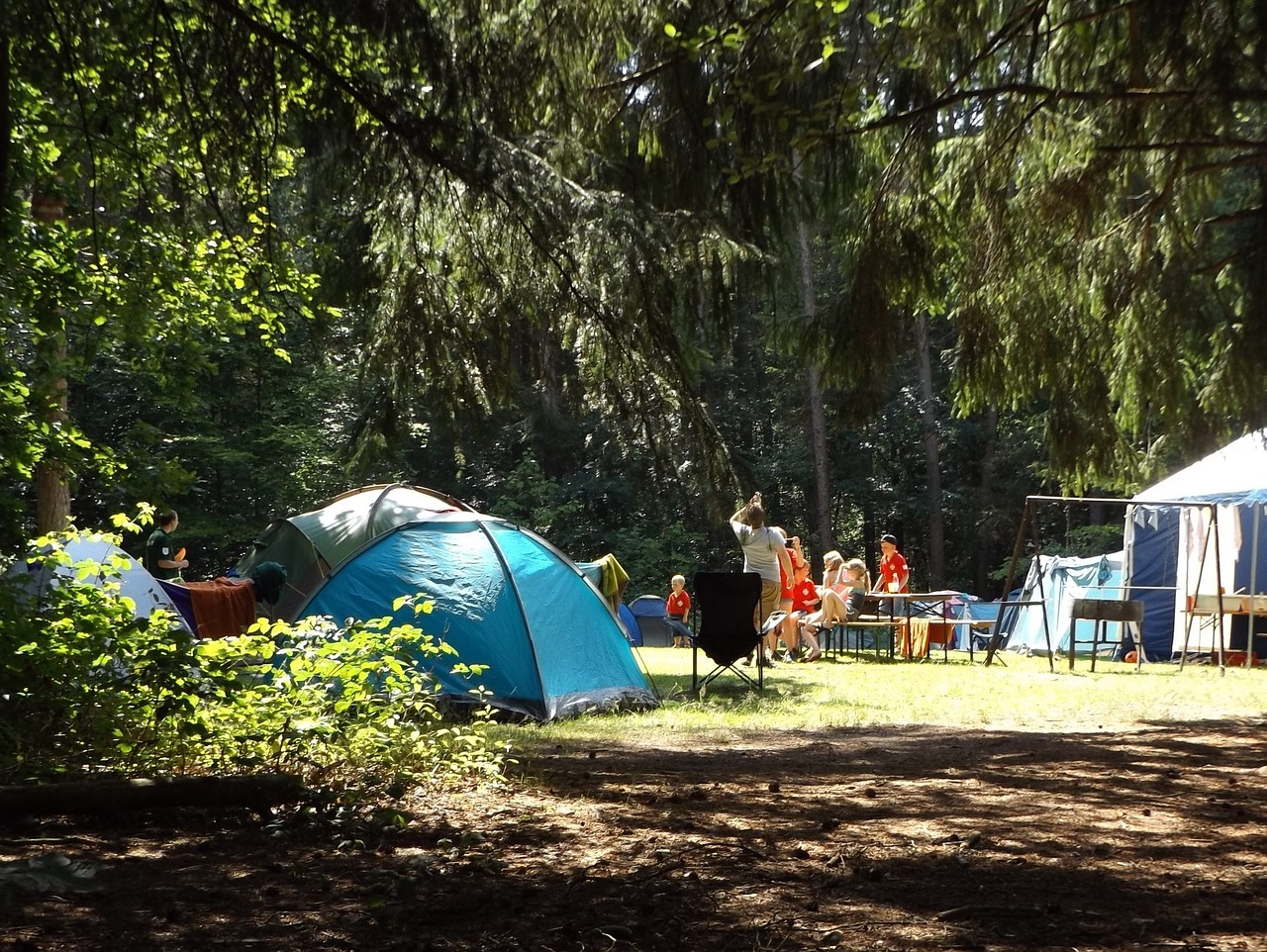 campaments nens 5 a 9 anys