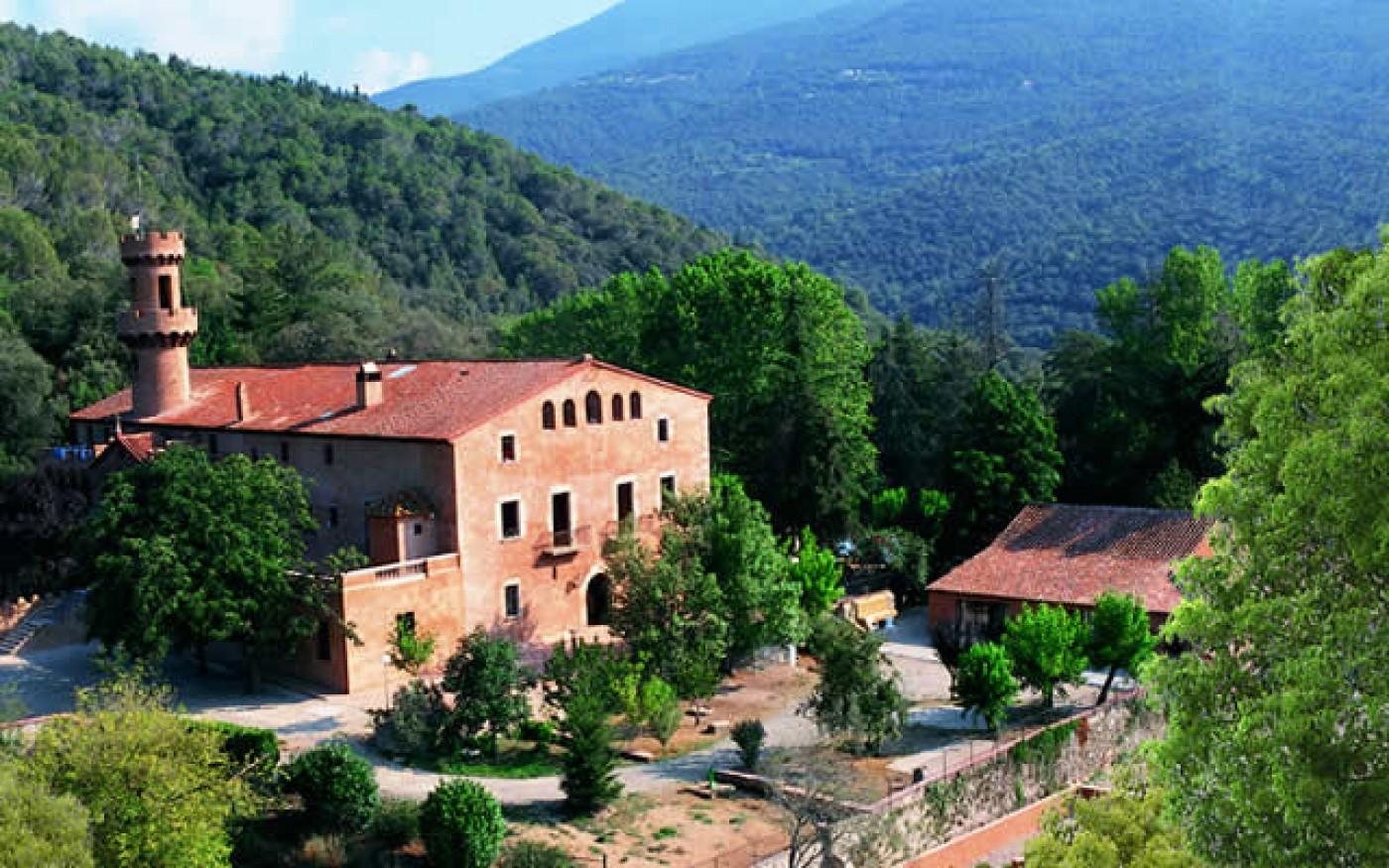 casa Castell de Fluvià