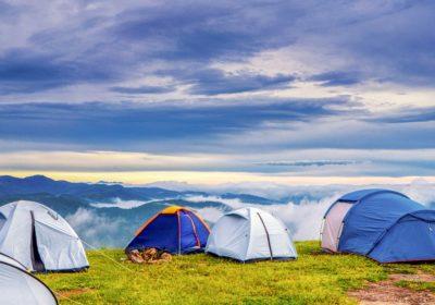 Ja venen els campaments. Quin terreny d'acampada (no) necessito?
