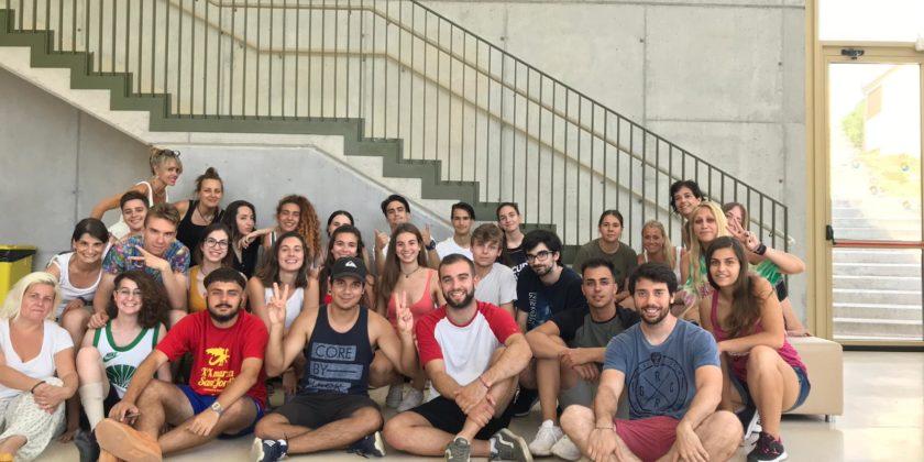 Dinàmics ha format 30 monitors de lleure a Llinars del Vallès aquest estiu