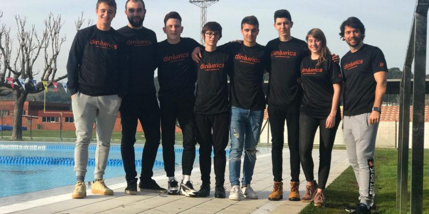 El CNG i Dinàmics engeguen el primer curs de socorrisme aquàtic a Granollers