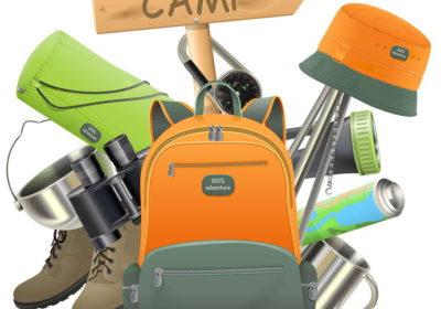 Anem de campaments! Ja saps com fer-te la motxilla?