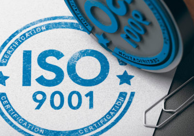 Dinàmics obté la certificació ISO 9001