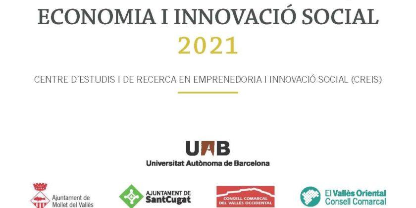 Es publica l'Anuari d'Emprenedoria, Economia i Innovació Social 2021